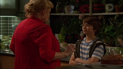 Sheila Canning, Jimmy Williams in Neighbours Episode 7168
