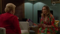 Sheila Canning, Sonya Mitchell in Neighbours Episode 7169