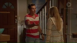 Josh Willis, Amber Turner in Neighbours Episode 7169