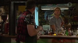 Karl Kennedy, Daniel Robinson in Neighbours Episode 7169
