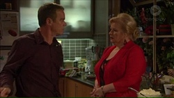 Paul Robinson, Sheila Canning in Neighbours Episode 7169