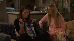 Paige Novak, Amber Turner in Neighbours Episode 7170
