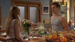 Amber Turner, Josh Willis in Neighbours Episode 7170