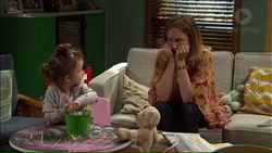 Nell Rebecchi, Sonya Mitchell in Neighbours Episode 7171