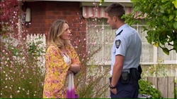 Sonya Rebecchi, Mark Brennan in Neighbours Episode 7171
