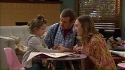 Nell Rebecchi, Toadie Rebecchi, Sonya Mitchell in Neighbours Episode 7171