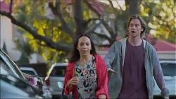 Imogen Willis, Daniel Robinson in Neighbours Episode 7172