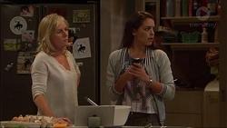 Lauren Turner, Paige Smith in Neighbours Episode 7172
