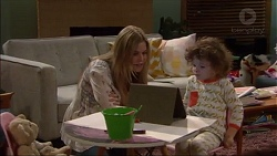 Amber Turner, Nell Rebecchi in Neighbours Episode 7172