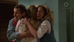 Toadie Rebecchi, Amber Turner, Sonya Mitchell in Neighbours Episode 7172