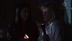 Paige Smith, Lauren Turner in Neighbours Episode 7172