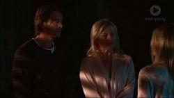 Brad Willis, Lauren Turner, Amber Turner in Neighbours Episode 7173