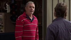 Karl Kennedy, Brad Willis in Neighbours Episode 7173