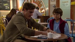 Kyle Canning, Jimmy Williams in Neighbours Episode 7173