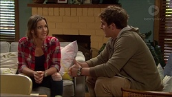 Amy Williams, Kyle Canning in Neighbours Episode 7173