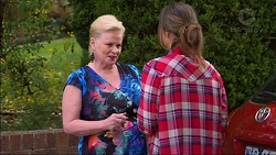 Sheila Canning, Amy Williams in Neighbours Episode 7173