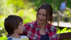 Jimmy Williams, Amy Williams in Neighbours Episode 7173