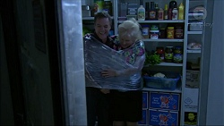 Paul Robinson, Sheila Canning in Neighbours Episode 7174