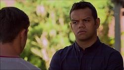 Aaron Brennan, Nate Kinski in Neighbours Episode 7175