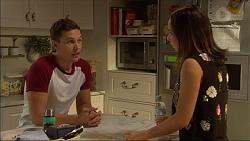 Josh Willis, Imogen Willis in Neighbours Episode 7175