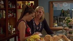 Paige Novak, Lauren Turner in Neighbours Episode 7176