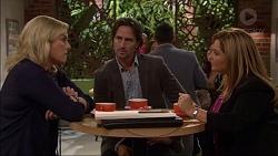 Lauren Turner, Brad Willis, Terese Willis in Neighbours Episode 7176