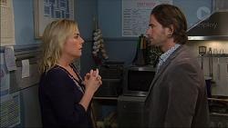Lauren Turner, Brad Willis in Neighbours Episode 7176