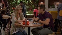 Amber Turner, Josh Willis in Neighbours Episode 7176