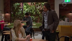 Amber Turner, Brad Willis in Neighbours Episode 7176