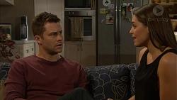 Mark Brennan, Paige Novak in Neighbours Episode 7177