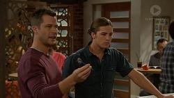 Mark Brennan, Tyler Brennan in Neighbours Episode 7177