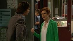 Brad Willis, Susan Kennedy in Neighbours Episode 7177