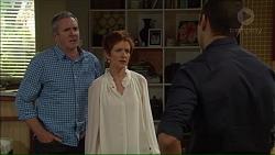 Karl Kennedy, Susan Kennedy, Nate Kinski in Neighbours Episode 7178
