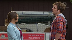 Amy Williams, Kyle Canning in Neighbours Episode 7178