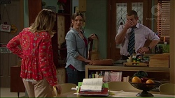 Sonya Mitchell, Amy Williams, Toadie Rebecchi in Neighbours Episode 7178