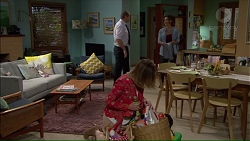 Sonya Mitchell, Toadie Rebecchi, Amy Williams in Neighbours Episode 7178