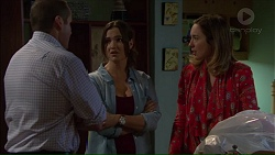 Toadie Rebecchi, Amy Williams, Sonya Mitchell in Neighbours Episode 7178