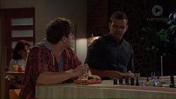 Kyle Canning, Nate Kinski in Neighbours Episode 7178