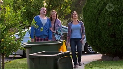 Toadie Rebecchi, Sonya Mitchell, Amy Williams in Neighbours Episode 7178