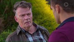 Russell Brennan, Mark Brennan in Neighbours Episode 7178