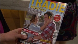 Amy Williams, Kyle Canning in Neighbours Episode 7179