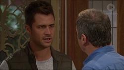 Mark Brennan, Karl Kennedy in Neighbours Episode 7179
