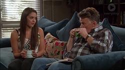 Paige Novak, Russell Brennan in Neighbours Episode 7179