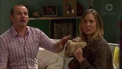 Toadie Rebecchi, Sonya Mitchell in Neighbours Episode 7179
