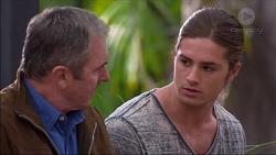 Karl Kennedy, Tyler Brennan in Neighbours Episode 7179