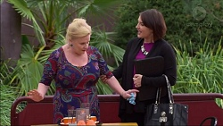 Sheila Canning, Naomi Canning in Neighbours Episode 7179