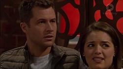 Mark Brennan, Paige Novak in Neighbours Episode 7179