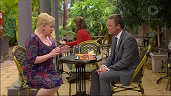 Sheila Canning, Paul Robinson in Neighbours Episode 7180