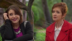 Naomi Canning, Susan Kennedy in Neighbours Episode 7180