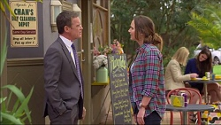 Paul Robinson, Amy Williams in Neighbours Episode 7180